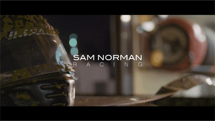 Visual Anthony Film & Video Production - Sam Norman Racing - Sports Videography